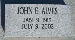 John E Alves
