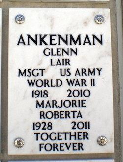 Glenn Lair Ankenman