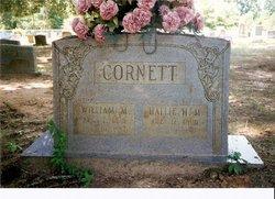 Hallie <i>Hagin</i> Cornett