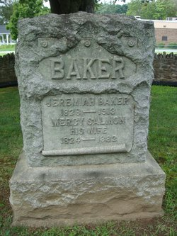 Mercy <i>Salmon</i> Baker
