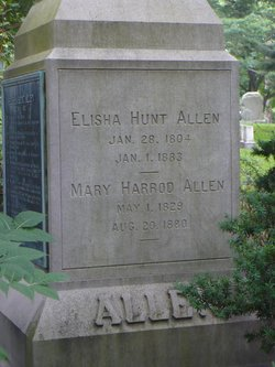 Mary Harrod Allen