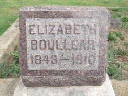 Elizabeth Sarah Lizzie <i>Sells</i> Boullear