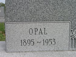 Opal May <i>McAninch</i> Gaither