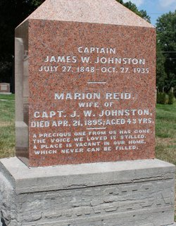 Marion <i>Reid</i> Johnston