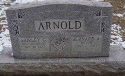 Shirley G <i>Jacobson</i> Arnold