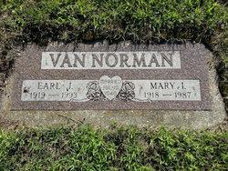 Mary Irene <i>Lemmens</i> Van Norman