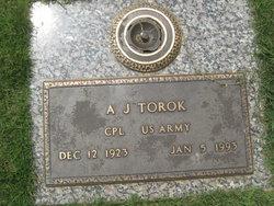 A. J. Torok