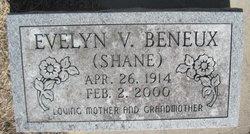 Evelyn V <i>Shane</i> Beneux