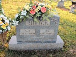 Evie <i>Holt</i> Burton