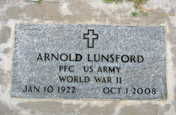 Arnold Lunsford