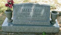 Josephine Jo Mattson