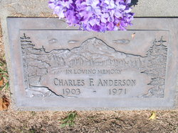 Charles F. Anderson
