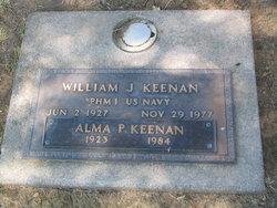 Alma P. Keenan