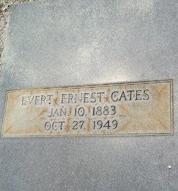 Evert Ernest Cates