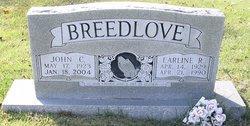 John C Breedlove