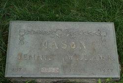 Virginia Jennie <i>LaLonde</i> Mason