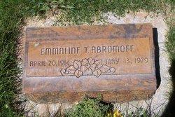 Emmaline T. Abromoff