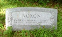 Flora M. Noxon