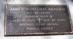 James Winford Arnold