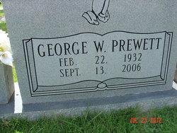 George W Prewett