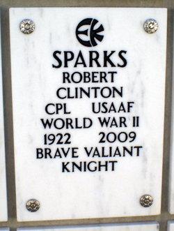 Robert Clinton Sparks