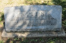 Dottie Anna <i>Myers</i> Allen