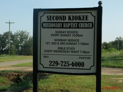 Kiokee Baptist Church Cemetery