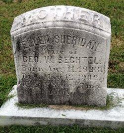 Ellen <i>Sheridan</i> Bechtel