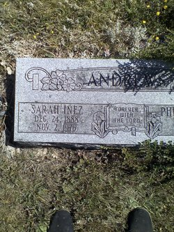 Sarah Inez Andrews