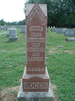 Annie Boggs