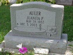 Juanita P. <i>Heater</i> Auler