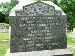 Amelia Victoria <i>Leith</i> Arnold