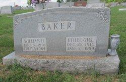 Ethel <i>Gill</i> Baker