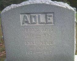 Jonas G. Adle, Sr