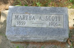 Martha A Scott
