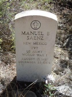 Manuel Blanco S�enz