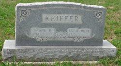 Frank B Keiffer