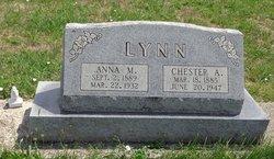 Anna M <i>Scott</i> Lynn