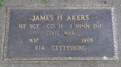 Sgt James H. Akers