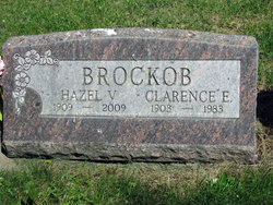 Hazel V. Brockob