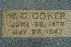 William C Coker, Sr