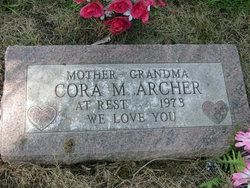 Cora M Archer