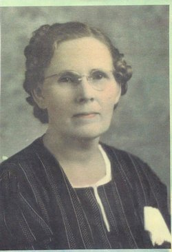 Mary Esther <i>Russell</i> Cunningham
