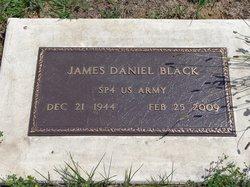 James Daniel Black