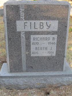 Bertie Jane <i>Berry</i> Filby