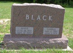 Marie <i>Schoby</i> Black