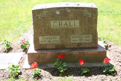 Myrtle Ann Crall