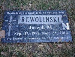 Joseph M Rewolinski