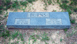 Louise <i>Peters</i> Burns