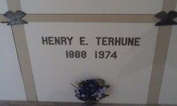 Henry E Terhune
